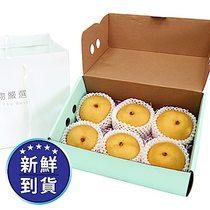 【果物配】新高梨禮盒.韓國(2.7kg)