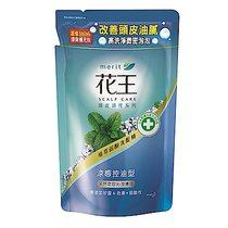 花王 KAO  植萃弱酸洗髮精-涼感控油型補充包 薄荷(550ml/包)