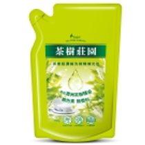 茶樹莊園 茶樹超濃縮洗碗精補充包 700g