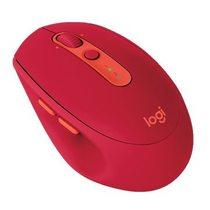 Logitech 羅技 M590 多工靜音無線滑鼠/USB(紅)