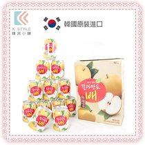 韓國  HAITAI 海太水梨汁禮盒 (12罐/盒) 水梨汁 送禮推薦 伴手禮首選