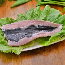 無刺虱目魚肚(75元/每條120±20g)來自台南七股的虱目魚肚