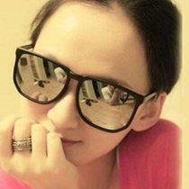 (現貨特價‧快速出貨)50%OFF SHOP【J003740Gls】經典款時尚太陽眼鏡批發 潮流太陽眼鏡批發 附眼鏡盒 防紫外線 明星款 反光鏡面