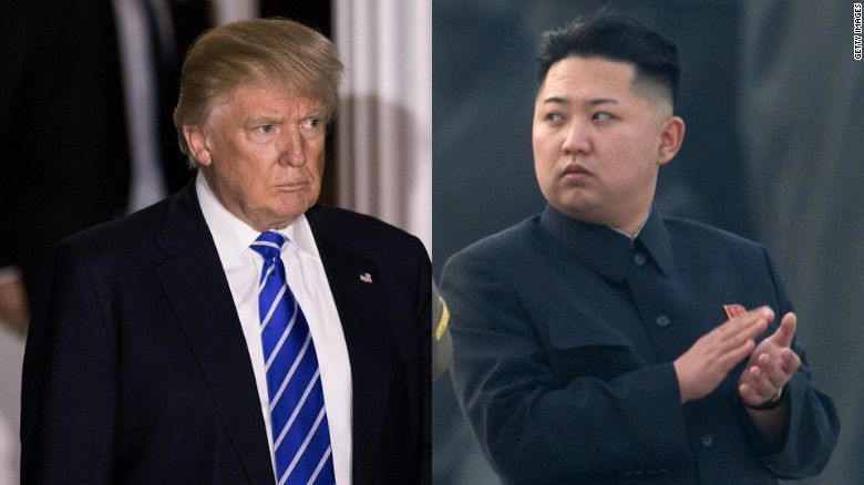 Trump: If China won't solve N. Korea, we will
