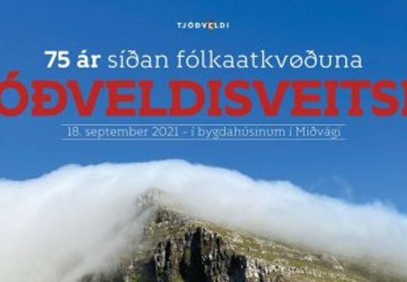 Tjóðvledisveitsla 18. setptember í Miðvági