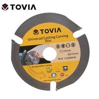 T TOVIA 3T Circular Saw Blade Multitool Grinder Carbide Tipped Cutting Disc