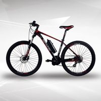 SMLRO 26 / 27.5INCH mountain bicycle mid motor bi 36V lithium battery MTB bike K260