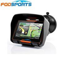 Version Fodsports 4.3 Inch 8GB 256 RAM Waterproof Moto Bluetooth GPS Navigator