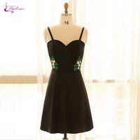 Waulizane Plus Size Sweetheart Line Dresses