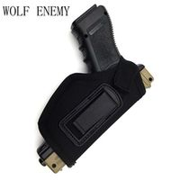 WOLF ENEMY Tactical Concealed Belt IWB Holster Fits All Compact Subcompact Pistols