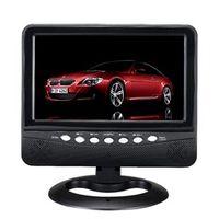 CARSOLJ Good Brightness Mini Portable TV For Car 9.5/10inch With DC 12V 3 Years