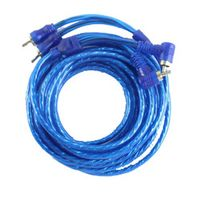 Car Audio Subwoofer Amplifier 5 m  AMP Wiring Fuse Holder Wire Cable Kit FM Cable amplifier subwoofer