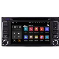 Beautytree Android Multimedia headunit SAT NAV system For Toyota Hilux Corolla BT