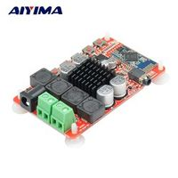 Aiyima TDA7492 CSR8635 V4.0 Bluetooth Receiver Digital Amplifier Audio Board 2X50W