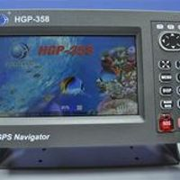 2017 HGP-358 7inch marine gps chart plotter hot selling competitive from factory