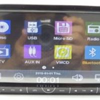 "YOKOTRON YOKOTRON"" 6.95"" Capacitive Touch 2 Din universal Car Audio Radio DVD"