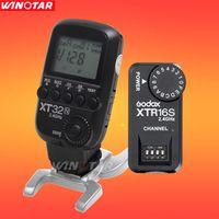 Godox XT32N 2.4G Wireless 1/8000s HSS Flash Trigger XTR-16S for Nikon /GODOX
