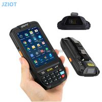 JZIOT Portable 1D/2D Barcode Scanner Handheld Android PDA Wireless Data Collector