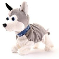 5 Kinds Sound Control Interactive Electronic Pets Robot Dog