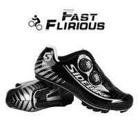 Boodun MTB Carbon Fiber Type Black Silver Waterproof Professional Men Athletics