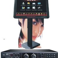 2TB HDD Player with Touch Screen Professional Karaoke On Demand System with songs