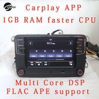 Crngiar Plus CarPlay Radio 1GB RAM For VW Golf 5 6 Jetta MK5 MK6 CC Tiguan Passat