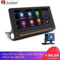 "Junsun 3G car dvrs 6.86"" FHD 1080P Car GPS Navigation Android 5.0"