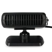 Rectangle Auto Heating Fan Defroster Demister Portable Vehicle 2 in 1 150W DC 12V Car