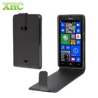 Vertical Flip Leather Case for Nokia Lumia 625 Up and down flip case mobile phone back cover for nokia lumia 625