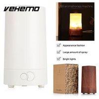 Vehemo DC 5V/1A 70ML 5W Aroma Diffuser Styling Car Interior Premium Humidifier