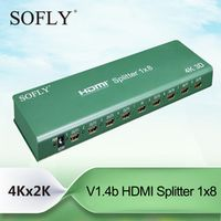 Support-3D Mini HDMI Splitters 1x8