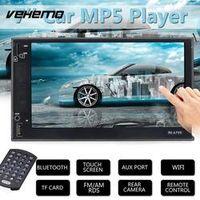 Vehemo 2 Din 7012B MP5 Player 7 Inch Touch Screen Auto Car MP5 Video Radio