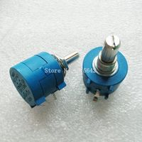 WEIDILY 3590S-2-101L 3590S 100 ohm 100R Potentiometer