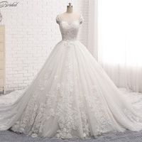 kissbridal Wedding Dresses 2018 Ball Gown Bride Dresses