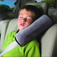 Loen 1PC Baby Kids Car Seat Belt Cushion Shoulder Pad Cover Auto Safety Children