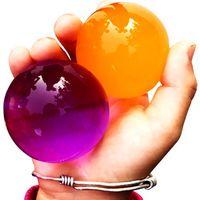 50pcs 10-12mm Big Growing Balls Crystal Soil Hydrogel Gel