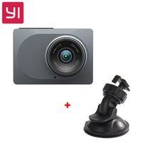"International Edition Xiaomi YI Smart Car DVR 165 Degree 2.7"" Dash Camera 1080P WIFI"