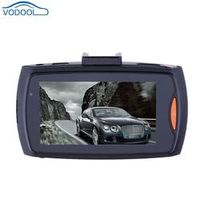 Vodool 2.7 Inch Car DVR Automobile Dual Lens Dash Cam Recorder with WiFi Camera