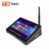 "7"" Windows 10 TV BOX 1280X800 Intel Z3735F 1.83GHz Quad Core 2GB/32G PIPO"