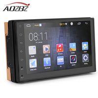 "AOZBZ 7"" Slim 2 DIN Car Radio Bluetooth GPS Navigation Android"
