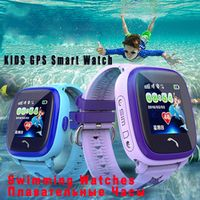 twox Waterproof GPS baby smart watch DF25 kids SOS Call Location Tracker children