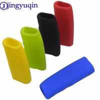 jingyuqin Gel Anti-slip Parking Hand Brake Grips Universal Decoration Auto