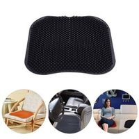 CATUO Hot1PC Multicolor Silica Gel Car Seat Cover 4 Seasons Breathable Massage