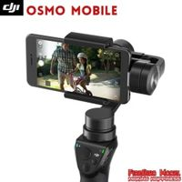 DJI Osmo Mobile 3-Axis Handheld Stabilizer for smart phone 3-axis gimbal system smooths,Shoot better photos in low light