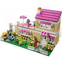 ZXZ Olivia's House 695Pcs Mini Bricks Set Building Blocks