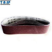 TASP Sanding Belt 100x915mm Grinding Belt 5PC for Woodworking Sandpaper