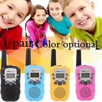BELLSOUTH T388 2 Piece T-388 3-5KM 22 FRS462 8 FRS 446 and GMRS UHF Radio for Child Walkie-Talkie