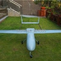 TAROT-RC Mugin 3m UAV Plane T H-tail with power combo ARF Gas Engine RC Model