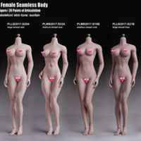 KNL PHICEN TBLeague Super-Flexible Female Seamless Body
