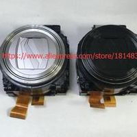 90% NEW Silver/Red/Black original zoom lens unit repair parts For Nikon Coolpix S9700 S9700s Without CCD